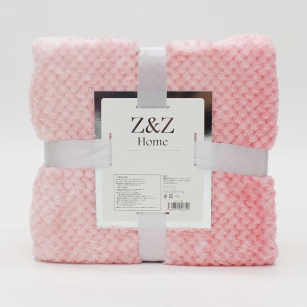 Z&Z Home グラデーションブランケット