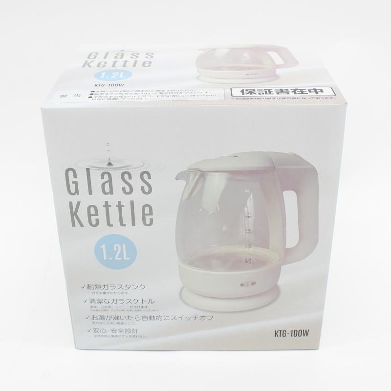 ガラスケトル KTG-100