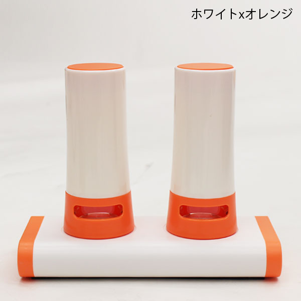 クイックアップ 2P(自動開閉調味料入れ)