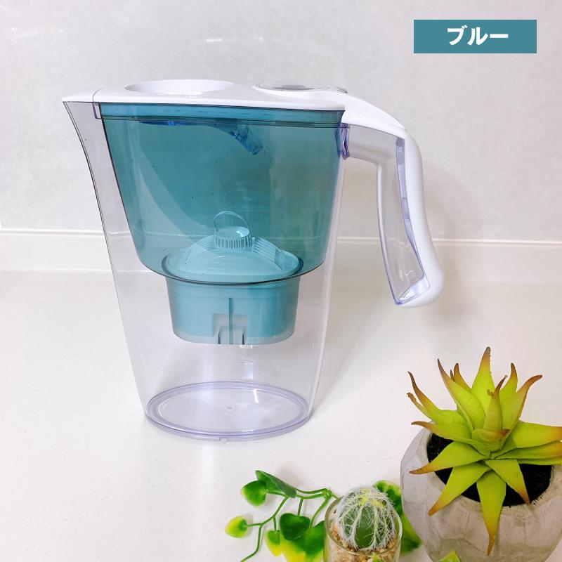 LAICA ポット型浄水器 2.3L