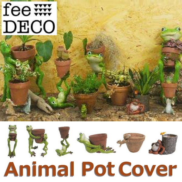 Animal Pot Cover