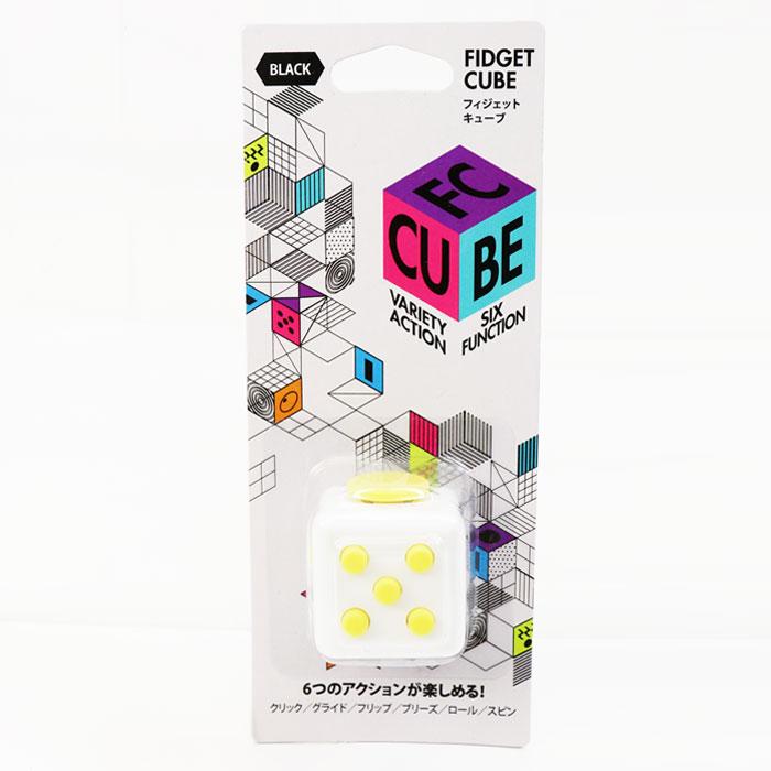 FIDGET CUBE フィジェットキューブ HZFC001