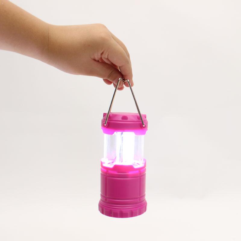 COB Camping Lantern Light(キャンピングランタン)