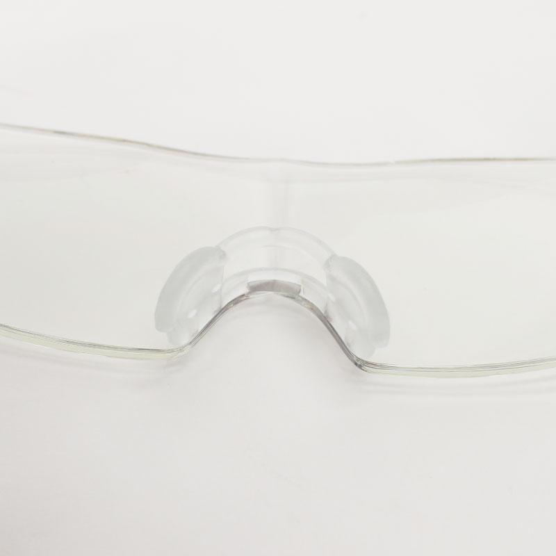 ブルーライトカット メガネ式ルーペ(グリーンパッケージ)【B】