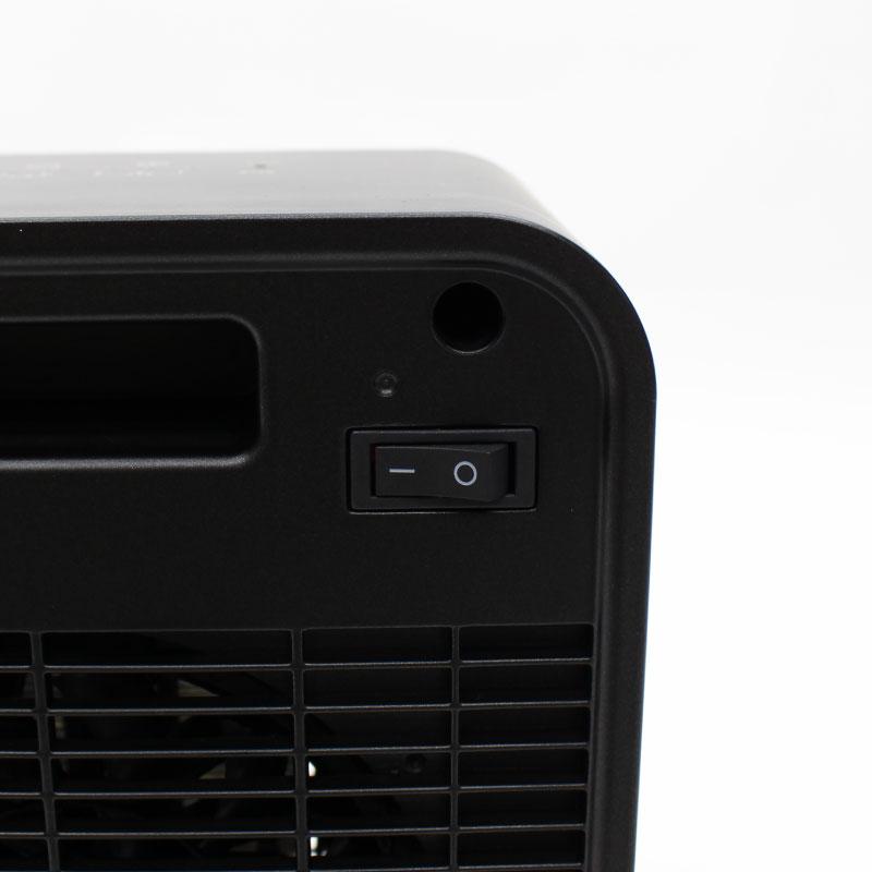 温風PTCヒーター YD-927(角型)