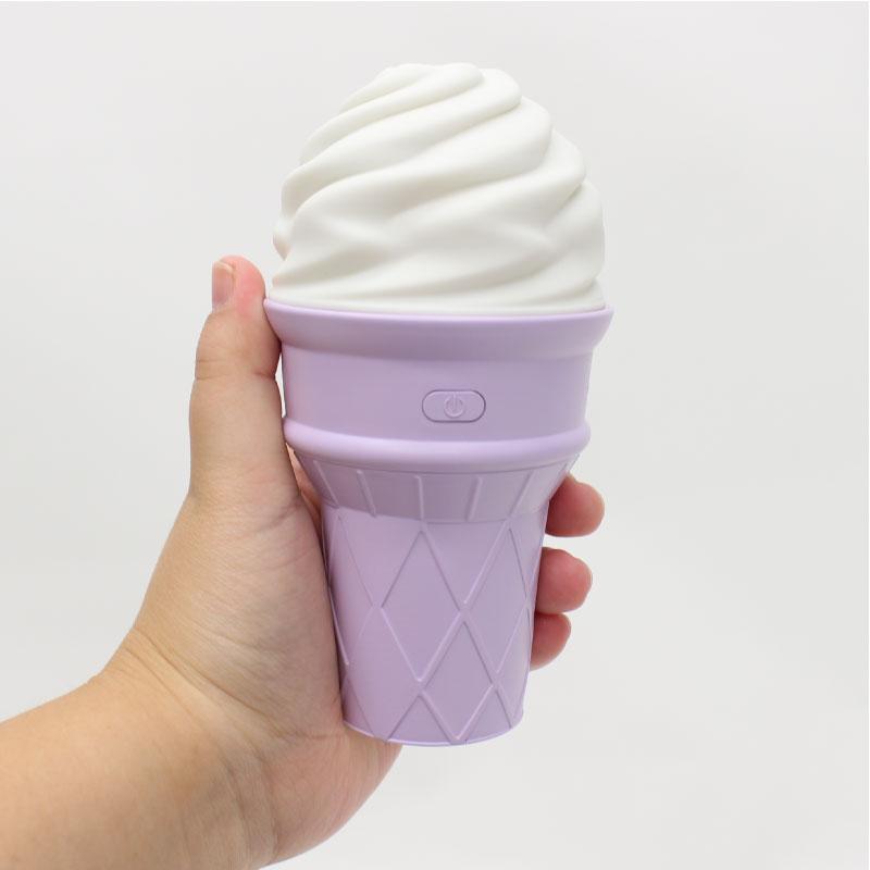 ソフトクリーム型 ミニ加湿器 PH180912