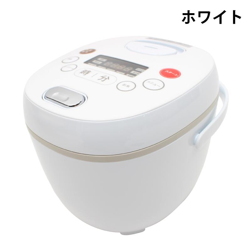 多機能マイコン式炊飯器 4合炊き HR-05