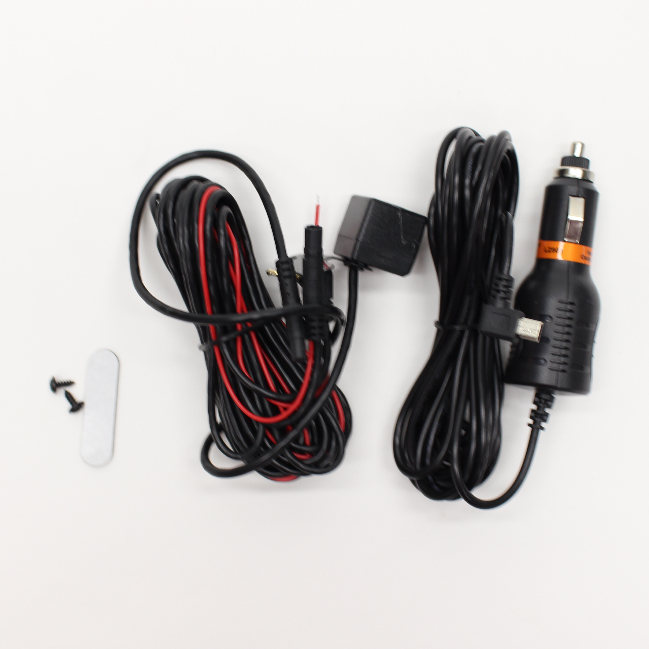 リアカメラ付きドライブレコーダー 200万画素 JD-DR2C01