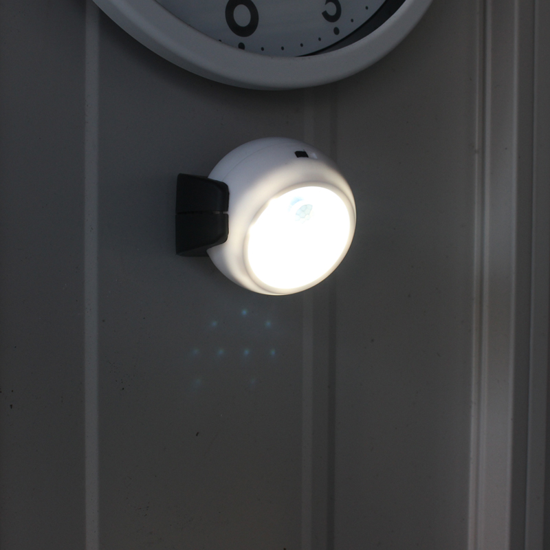 LEDセンサーライト pikazou ピカゾウ
