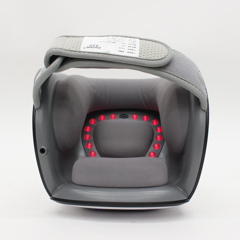 ひざ用エア式マッサージ器 HHM-01(W) HHM-02(P)