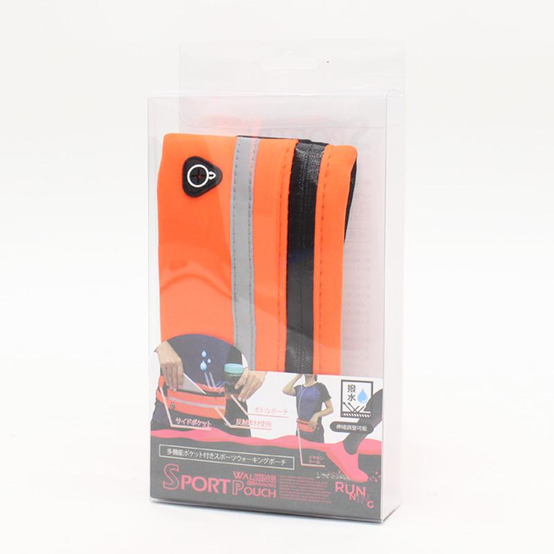 多機能ポケット付きスポーツウォーキングポーチ DLFS19140