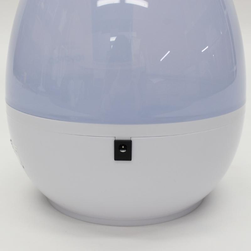 超音波アロマLED加湿器 レイドロップ 3.8L KH-309WH