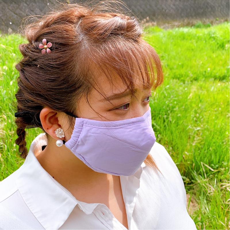 ファッションマスク DL-1214【201】