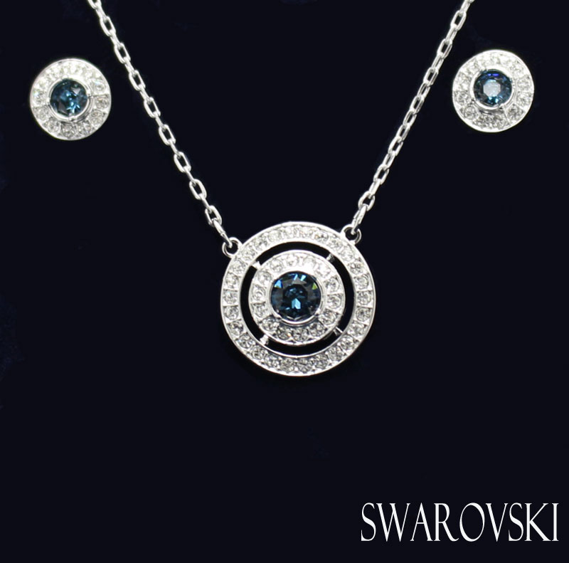 SWAROVSKI Attract Blue Light Dual セット 5166045【新品】