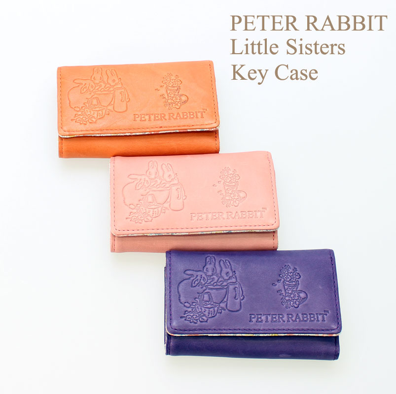 PETER RABBIT Little Sisters キーケース 72204