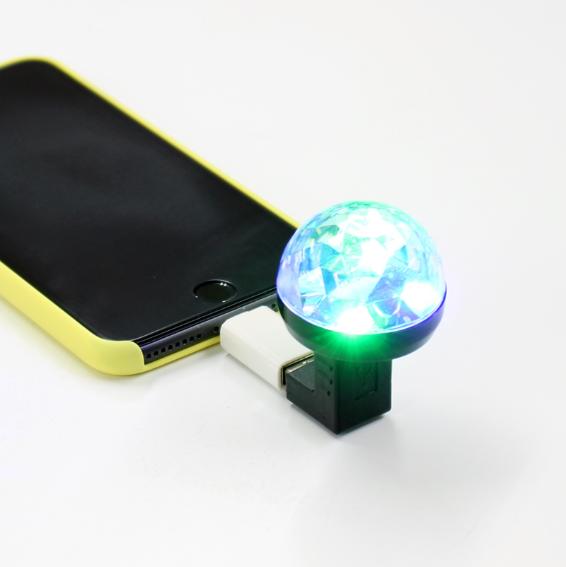 LED REFLECT BALL for iPhone  LR-BL001