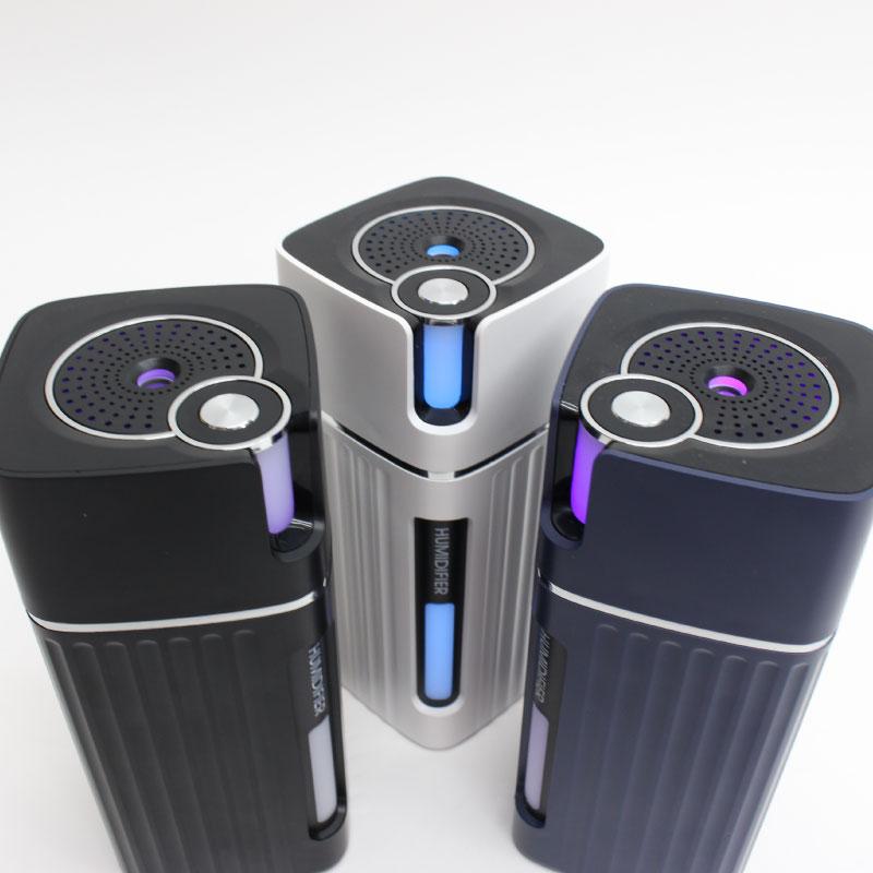 ピラー型USB充電式ミニ加湿器 URUPILLAR DLJSQ19038-2