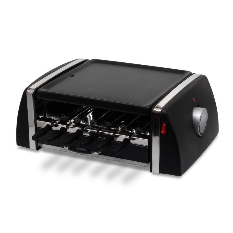 自動回転グリル&ホットプレート SC-T666